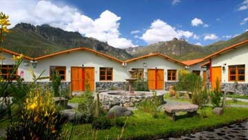Details about the Casa Andina Classic Colca
