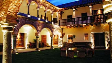 Details about the Hotel La Casona Cusco